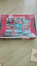 Disney Pixar Cars puzzle