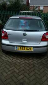 Polo 1.4 silver low mileage very nippy