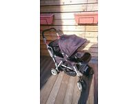 Joovy Caboose double buggy