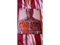 The Human Body Book (with DVD included)