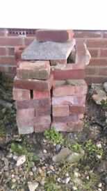 Bricks/rubble