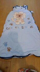 Tu baby sleeping bag for sale
