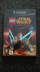 Lego star wars the video game. GameCube.