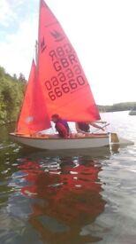 Paint & varnish boat