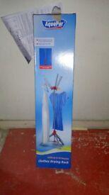 Aquapur clothes (space saving) rack