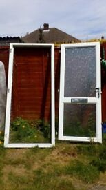 ovc-u double glazed door