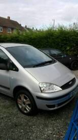 Ford galaxy 7 seatter