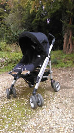 bebe comfort loola push chair and pram set.