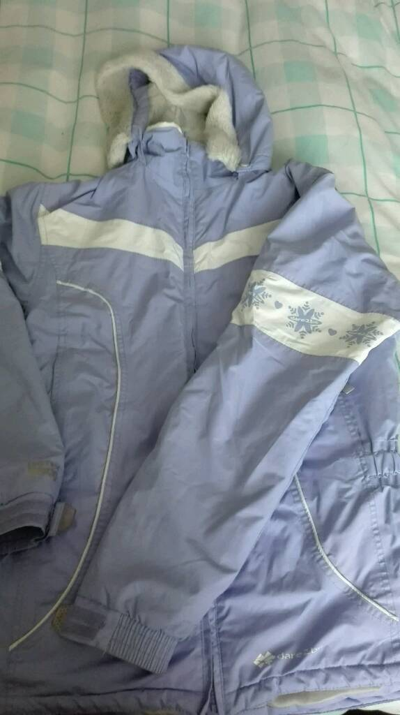 Girls/Ladies Dare 2b jacketin Knightswood, GlasgowGumtree - Great lilac winter jacket. Ideal for girl or lady. Says size 34, approximately size 10. Good condition. Ideal for over winter. Looking for 5
