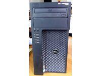 Dell Precision T1650 Xeon E3 1225 v2 @ 3.2Ghz 8GB 128 SSD + 500GB Quadro 2000