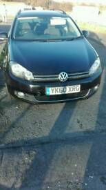 VW Golf 1600 BlueMotion head gasket gone selling as spares or or repairs
