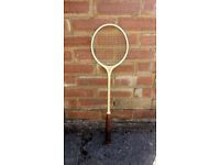 Squash racket, Vintage Wisden Whipper