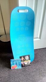 Fit board with dvd new unopened