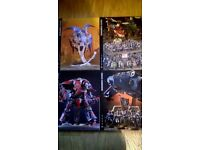 Warhammer Visions and White Dwarf magazines - very good condition - job lot