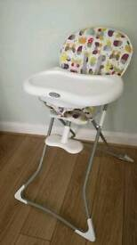 Greco high chair