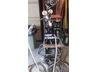 Kempi TIG welder - spares or repair