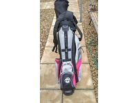 Golf Stand/Cart bag in good condition