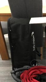 Baby jogger city mini zip storage / travel bag