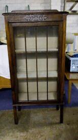 Display Cabinet - Edwardian.