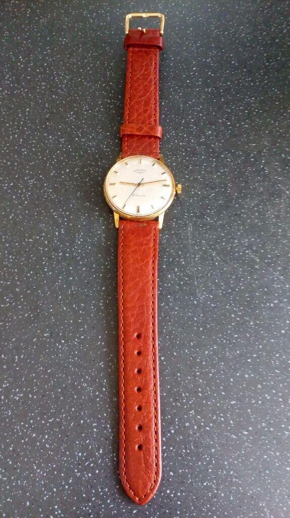 Vintage Rotary watch. Hand winding. Camel grain strapin Northfield, West MidlandsGumtree - Vintage, handwinging Rotary watch. Has a new camel grain strap. In excellent condition
