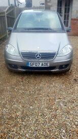 Mercedes a class, repair or spares