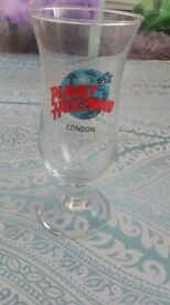 Planet Hollywood London Hurricane Glass