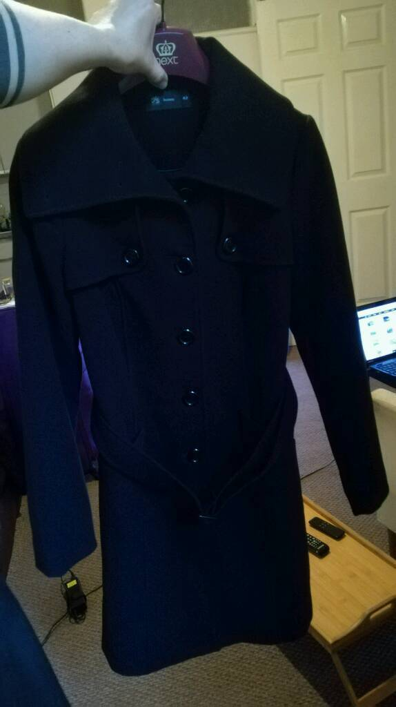 Italian Classic Coat size 10