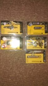 Selection of 5 TrueUtility tools, brand new in packaging