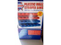 Faithfull Plastic Storage Unit BNIB