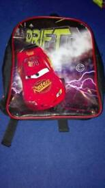 Small Disney Cars Backpack