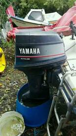 Yamaha 50hp outboard for sale or PX