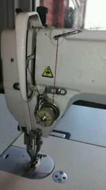 Industrial sewing machinist, car interiors, embroidery,repairs
