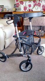 Dolomite jazz mobility walker