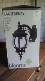 Outside wall light garden light lantern electric porch light