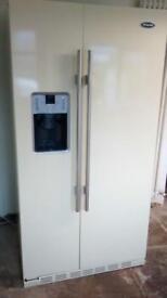 Fab item being the Britannia american fridge freezer