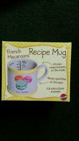 Recipe mug