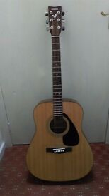 Yamaha F310 guitar.