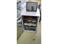 COMPLETE DATA CABINER/SERVER FOR SALE BARGAIN!!!!!!!!!!!!