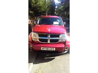 4x4 Dodge Nitro CRD , With Many Extra's