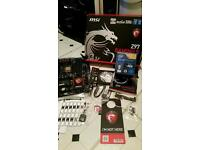 3 week old i7 4790k and Msi gaming 5 motherboard