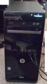 2012 HP Pro 3505 PC, AMD A6-3620 Quad Core, 4GB RAM, 500GB, Windows 10, Radeon Graphics