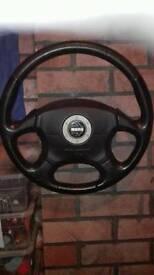 Subaru impreza turbo steering wheel