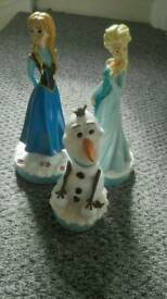Frozen ornaments