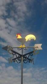 Weathervanes / signs / bird table