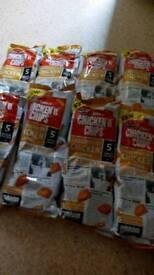 40 packs of burtons chicken n chips snacks