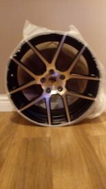 19, alloy wheels 8.5, 5*112,