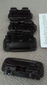 Thule foot kit 4009