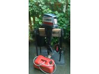 Yamaha 15hp 2 Stroke Long Shaft Outboard Engine