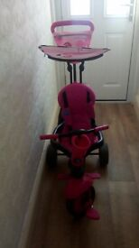 4in1 Flamingo Tricycle
