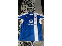 CHED EVANS SIGNED SHIRT